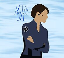 Maria Hill by dorkdownunder