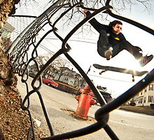 Serges Murphy // Kickflip by Sean Michon
