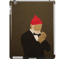 The Life Aquatic With Steve Zissou iPad Case/Skin