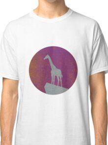 Galaxy Giraffe Classic T-Shirt