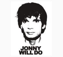 JONNY WILL DO by Alex Mahoney