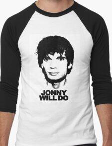 JONNY WILL DO Men's Baseball ¾ T-Shirt