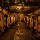 Tahbilk Wine Cellar by Pauline Tims
