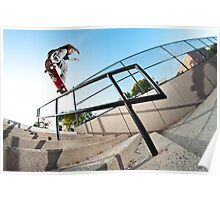 Steven Catizone // Switch Frontside Tailslide Poster