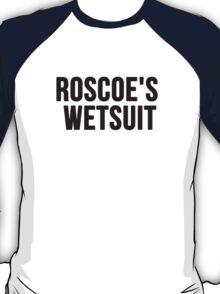 Roscoe's Wetsuit - Childish Gambino T-Shirt