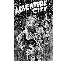Adventure City Photographic Print