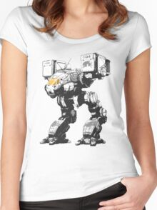 catapult  Women's Fitted Scoop T-Shirt
