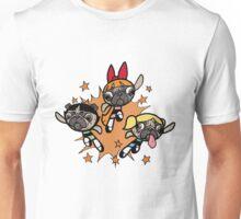 The Power PUG Girls! Unisex T-Shirt