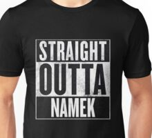 Straight Outta Namek - Dragon Ball Z Piccolo Unisex T-Shirt