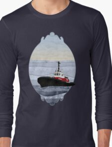Tugboat Long Sleeve T-Shirt