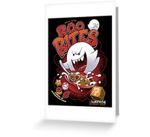 Boo Bites Greeting Card
