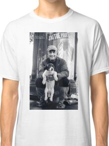 The vagabond and the puppet dog Classic T-Shirt