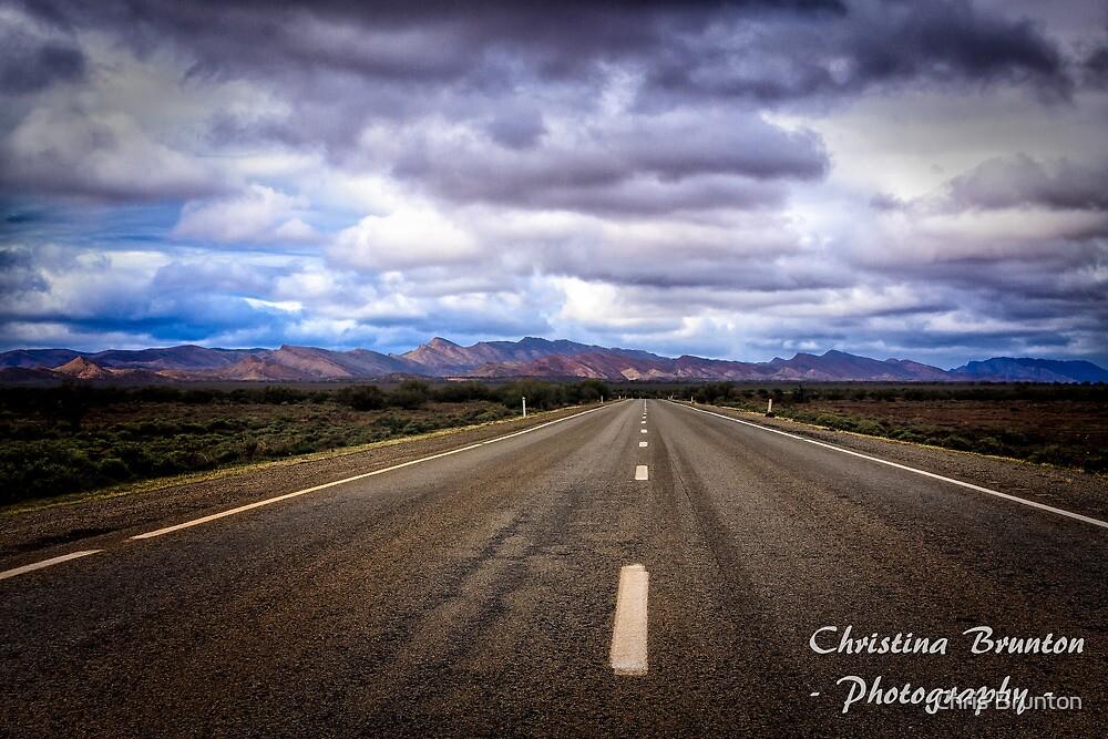 Road to Flinders by Chris Brunton