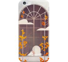Outside The Window iPhone Case/Skin