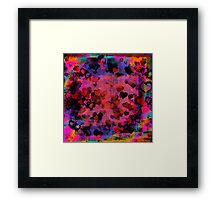 Passionate Hearts  Framed Print