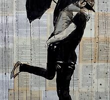 rainy day love by Loui  Jover