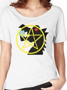 Dark Flame Dragon  - Chunnibyou Ren Women's Relaxed Fit T-Shirt