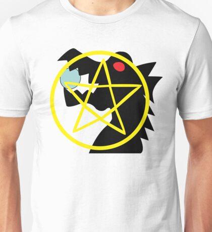 Dark Flame Dragon  - Chunnibyou Ren Unisex T-Shirt