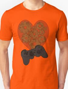 Gear Heart Playstation T-Shirt