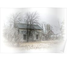 Unforgiving Winter Poster