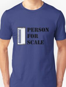 Geology-Person For Scale T-Shirt