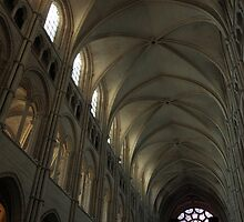 Cathedral of Laon, diagonal by remos