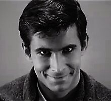 Norman Bates, Psycho by MacLeod
