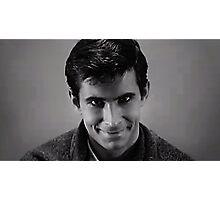 Norman Bates, Psycho Photographic Print