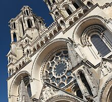 Cathedral of Laon by remos