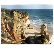 Algarve Coast Poster