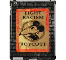 boycott from the children's heart iPad Case/Skin