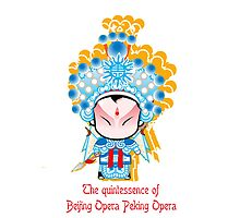 The quintessence of Beijing Opera Peking Opera  by skycn520