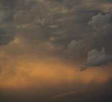 Moody Storm Sky by Georgia Mizuleva