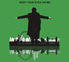 Sherlock - Keep your eyes on me by Amberdreams