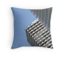 """High Rise"" Throw Pillow"