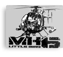 MH-6 Little Bird Metal Print