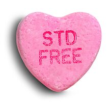 STD FREE by Gayesthetic