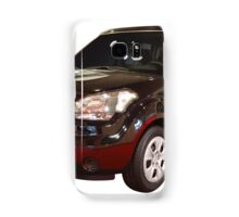 new black 4x4 suv isolated Samsung Galaxy Case/Skin