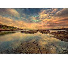 Sheltered Bay Photographic Print