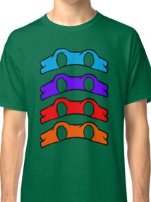 Heroes in a half shell Classic T-Shirt