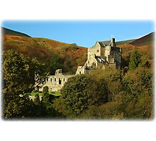 Castle Campbell Photographic Print