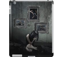 Lost in the dark room iPad Case/Skin