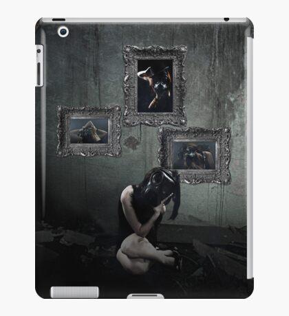 Lost in the dark room iPad Case/Skin