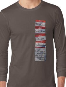So That's What You Call Me Long Sleeve T-Shirt