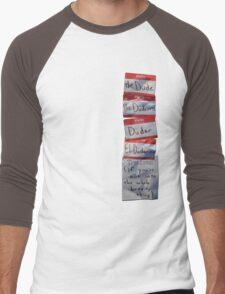 So That's What You Call Me Men's Baseball ¾ T-Shirt