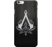 Creed Assassins Logo Brotherhood iPhone Case/Skin