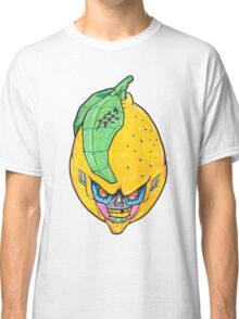 Fruity Hero // Lemon Demon Classic T-Shirt