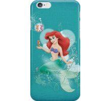Ariel Mermaid  iPhone Case/Skin