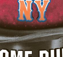 Shea Stadium Sticker