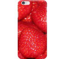 Strawberries :) :) :) iPhone Case/Skin